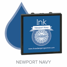 Three Designing Women Ink - Newport Navy