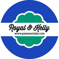 Royal Blue and Kelly