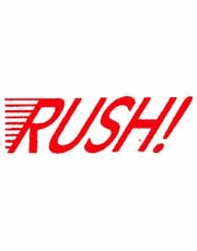 Rush Service (Up to 3 Stamps)