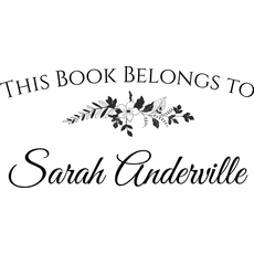 This Book Belongs To Stamp - The Anderville