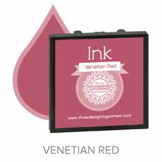 Three Designing Women Ink - Venetian Red