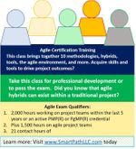For For SmartPath LLC PMI-ACP Trainees, Agile Do It Again Class - PMI-ACP(R) Certification  in DC, WA, MI or Live Video Conference - For Guaranteed2Run at the time of purchase