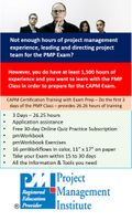 CAPM Certification Training by 100% Live Online Using Your Computer