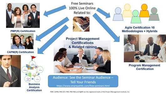 How to Pass the PMP(R) Exam - Free Seminar