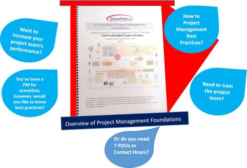 Overview of the Foundations of Project Management, in Bellevue-Seattle, Troy/Detroit-MI, DC or Live Online