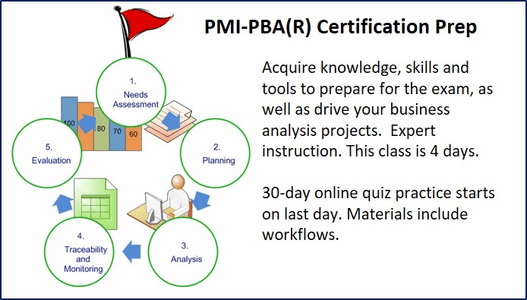 PMI-PBA(R) Quiz Practice Options