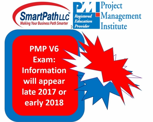 PMP®  Exam Roles.  This handout is not available separately - not available