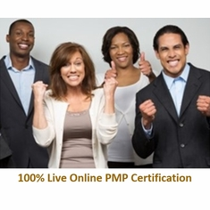 PMP(R) Certification Training<br>with Exam Prep for Current or New<br> Exam, 100% Live Online<br> Using Your Computer.  The exam is <br>not included<br>Coupon available for $300<br>for Current PMP Training