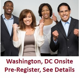 PMP(R) Certification Training <br>with Exam Prep, Washington DC<br> Click on the picture defining the class. <br>Call 360-584-8614 to Pre-Register for Training or take a posted class.  <br>The Exam is not included.
