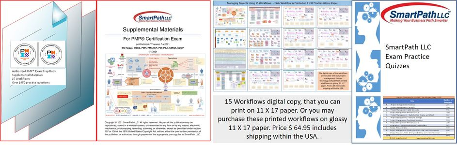 SmartPath LLC Provides a Comprehensive PMP(R) Training Content, Material & Tools Package