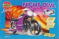 Airfix Junior Night Owl Shadow Fighters, Snap Together