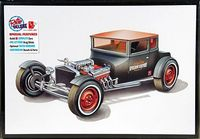 "AMT 1925 Ford Model ""T"" Roadster and Chopped ""T"" Coupe - Double Kit"