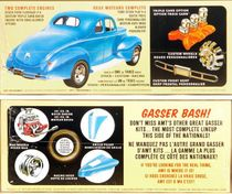 AMT 1940 Ford Coupe, Stock, Street Rod or Gasser