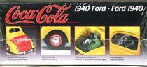 "AMT 1940 Ford Coupe ""Coca-Cola"""