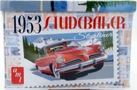 AMT 1953 Studebaker Starliner Coupe, Stock, Custom or Race in Collector's Tin