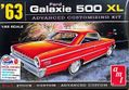 AMT 1963 1/2 Ford Galaxie 500 XL Hardtop, Stock, Custom or Advanced Custom