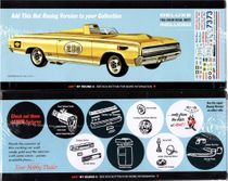 AMT 1964 Olds F-85 Cutlass Convertible, 3 in 1, Stock, Custom or Racing