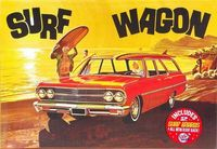 """AMT 1965 Chevy Chevelle Station Wagon, Stock, Custom, Drag or """"Surf Wagon"""""""