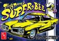 "AMT 1970 Dodge Coronet Super Bee Pro Street with ""Dirty Donny"" Artwork"