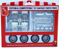 """AMT Custom & Competition """"1957 Fantasy"""" Parts Pack"""