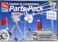 AMT Custom & Competition Parts Packs