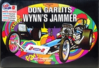 "AMT Don Garlits ""Wynns Jammer"" Swamp Rat VI 1964 Front Engine Dragster"