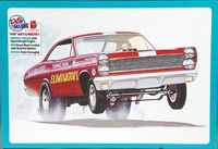 "AMT ""Dyno Don"" Nicholson 1967 Mercury Comet Cyclone ""Eliminator II"" 427 Funny Car"