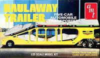 "AMT ""Haulaway Trailer"" Five Car Auto Transporter"