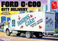 "AMT ""Hostess"" Ford C-600 City Delivery"