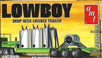 AMT Loadcraft Lowboy Drop Deck Lowbed Trailer