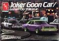 "AMT (MPC) 1978 Dodge 4 Door Police Car or ""Batman"" Joker Goon Car, Original Issue"