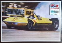 "AMT ""Piranha"" Rear Engined Exhibition Funny Car"