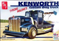 AMT Tyrone Malone Custom Drag Kenworth