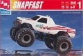 "AMT ""USA-1"" 1988 Chevy Pickup Monster Truck, SnapFast, 1/32 Scale"