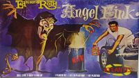 "Atlantis (Revell) Ed ""Big Daddy"" Roth ""Angel Fink"" Caricature"