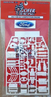 Gofer Racing Ford 427 Competition Engine Parts Pack