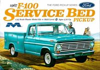 Moebius 1967 Ford F-100 Service Utility Pickup Truck
