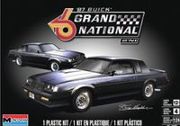 Monogram 1987 Buick GN Grand National