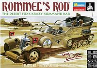 "Monogram Tom Daniel's ""Rommel's Rod"" Custom Show Rod"