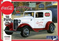 MPC 1932 Ford Sedan Delivery Street Rod with Coca-Cola Decals