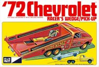 MPC 1972 Chevy Pickup Truck with Racer's Wedge