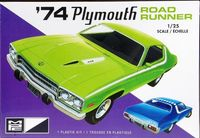 MPC 1974 Plymouth Road Runner 440