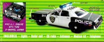 "MPC 1978 Dodge 4 Door Police Car or ""Batman"" Joker Goon Car with Joker Figure"