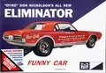 "MPC ""Dyno Don"" Nicholson ""Eliminator"" 1968 Mercury Cougar Funny Car"