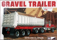 MPC Gravel Trailer or Dump Truck