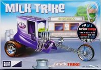 "MPC ""Milk Trike"" Chopper Motorcycle from the Trick Trike Series"