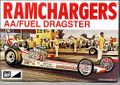 """MPC """"Ramchargers"""" Front Engine Top Fuel Dragster"""