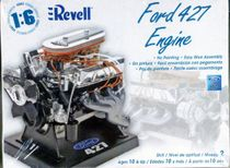 Revell Ford 427 Engine, 1/6th Scale