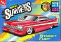 "AMT ""Slammers"" Series 1958 Plymouth ""Street Fury"""