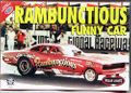 "Polar Lights Gene Snow ""Rambunctious"" 1970 Dodge Charger Funny Car"